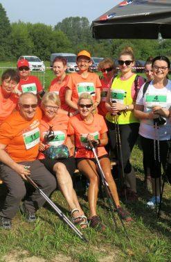 VII Letni Rajd Nordic Walking po Złotą Pyrę