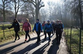 VII Zimowy Rajd Nordic Walking